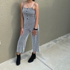 Stopped jumpsuit